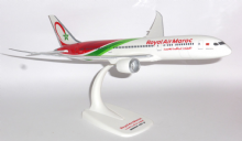 Boeing 787-9 RAM Royal Air Maroc Morocco Collectors Model Scale 1:200 E